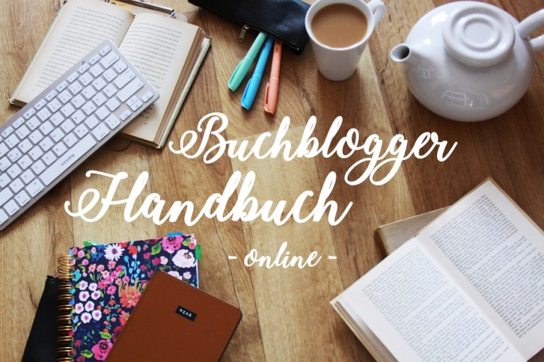 Buchblogger Handbuch online